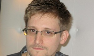 A picture of Snowden courtesy of a Kerala, India newspaper - because the world don't care, right?